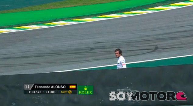 GP de Brasil F1 2016: Libres 2 Minuto a Minuto