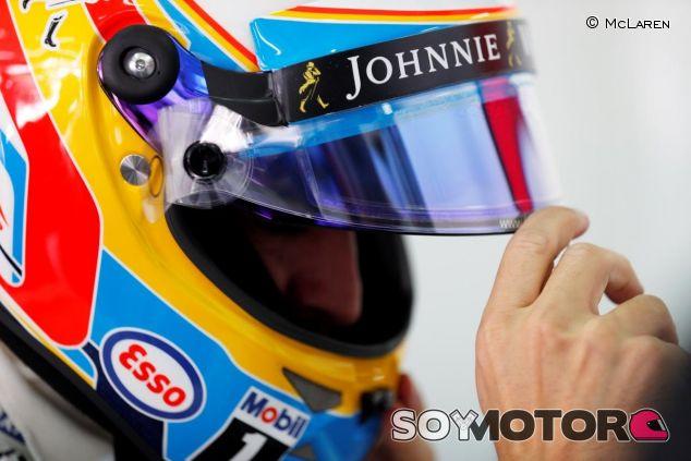Alonso confía en McLaren-Honda - LaF1.es