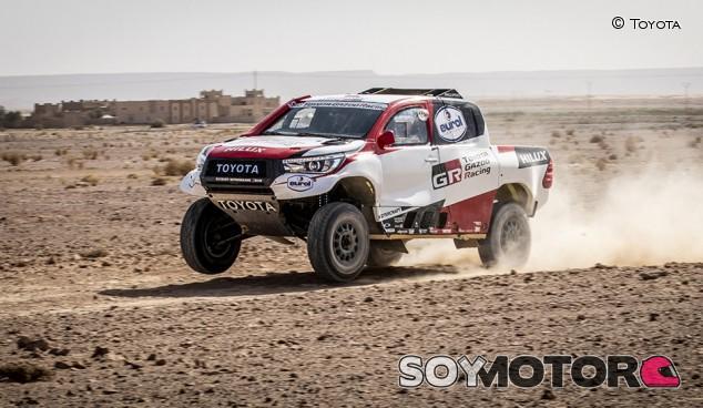 DIRECTO: Sigue el Rally de Marruecos 2019 - SoyMotor.com