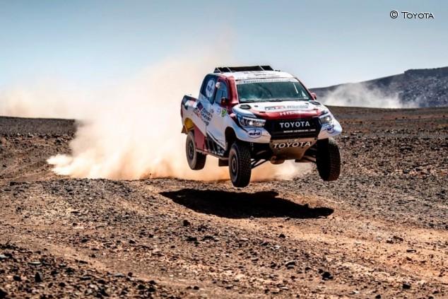 """Loeb: """"No creo que Alonso luche por la victoria en el Dakar"""" - SoyMotor.com"""