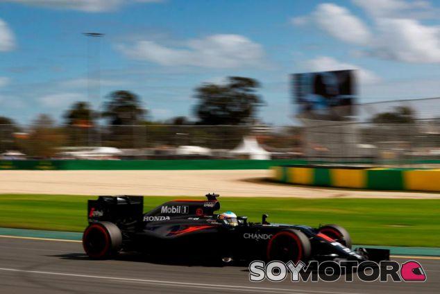 Fernando Alonso ha acabado muy satisfecho con el resultado de hoy - LaF1