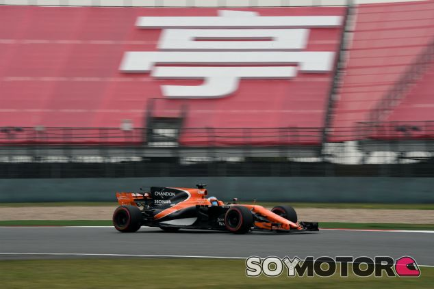 McLaren en el GP de Baréin F1 2017: Previo - SoyMotor