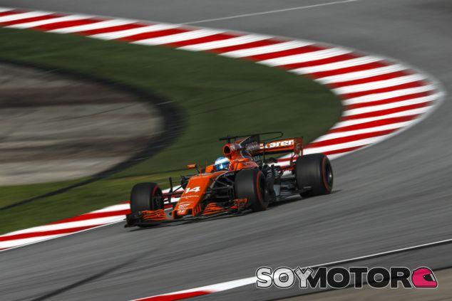 Alonso en Sepang - SoyMotor.com