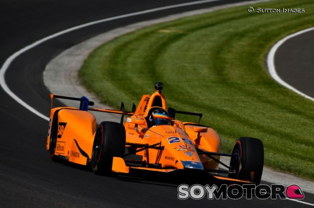 Fernando Alonso fue cuarto ayer - SoyMotor.com