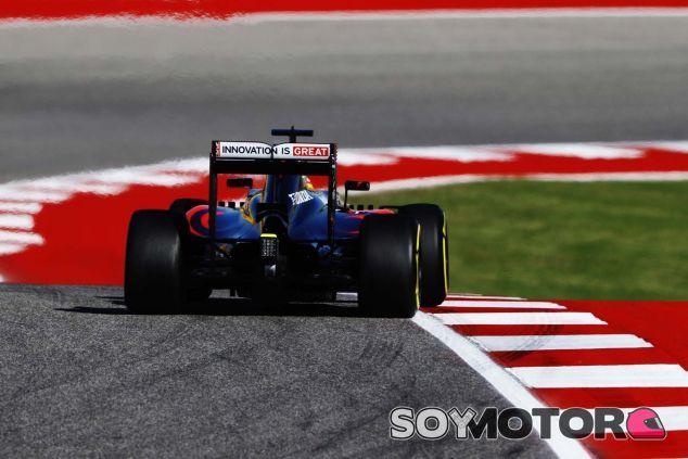 Alonso realizó una carrera al ataque en Austin - LaF1