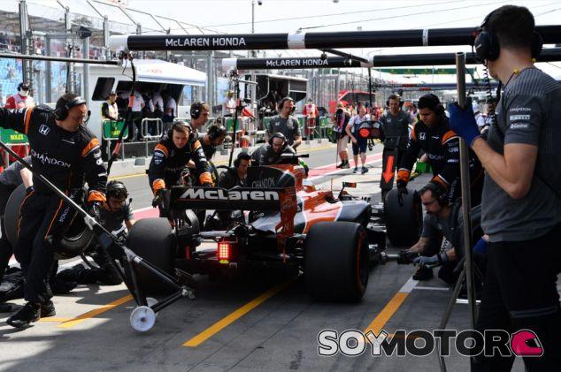 McLaren-Honda no puntuó en Australia - SoyMotor