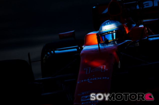 Alonso todavía no ha podido brillar en McLaren-Honda - SoyMotor