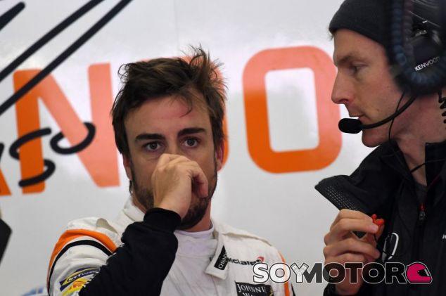 Alonso no ha vuelto al podio desde su retorno a McLaren - SoyMotor.com