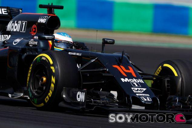 Alonso fue séptimo en todas las sesiones del fin de semana - LaF1