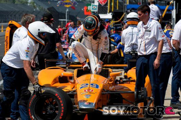 Alonso tiene opciones reales de ganar el domingo - SoyMotor.com