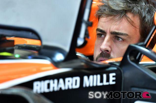 Alonso, determinado en lograr sus objetivos - SoyMotor.com