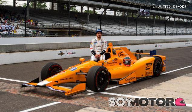 Alonso impresionó a Estados Unidos - SoyMotor.com