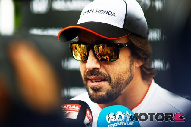 Fernando Alonso es muy optimista con el futuro del equipo - LaF1