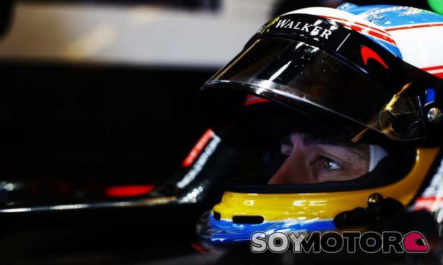 Fernando Alonso espera volver a tener la oportunidad de luchar por victorias - SoyMotor