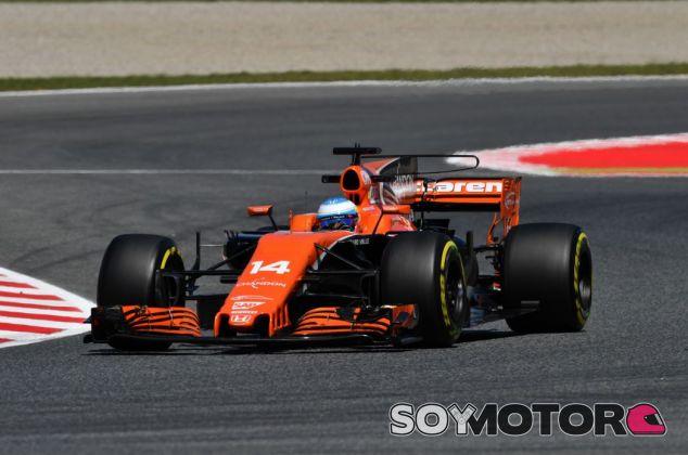 No habrá acuerdo McLaren-Mercedes en 2018 - SoyMotor.com
