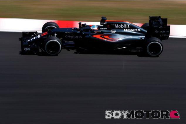 Alonso remontó hasta la séptima posición - LaF1