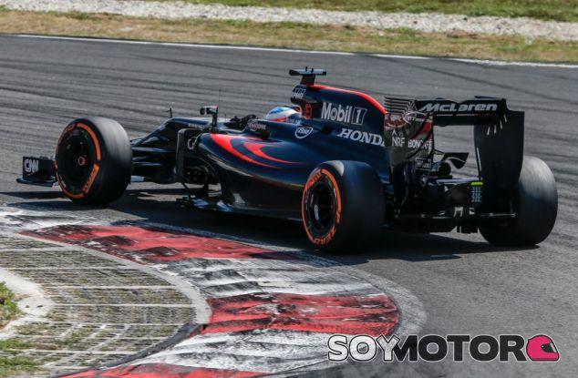 Alonso en el GP de Malasia - SoyMotor