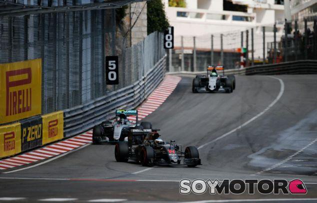 La mejor posición de Alonso en 2016 fue la quinta posición en Mónaco y Austin - SoyMotor