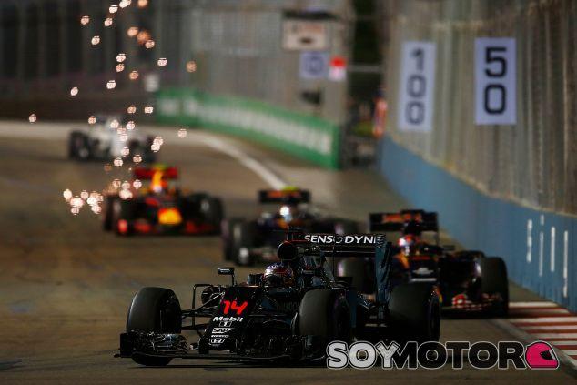 Alonso esperaba tener un golpe de suerte y ganar más posiciones - LaF1