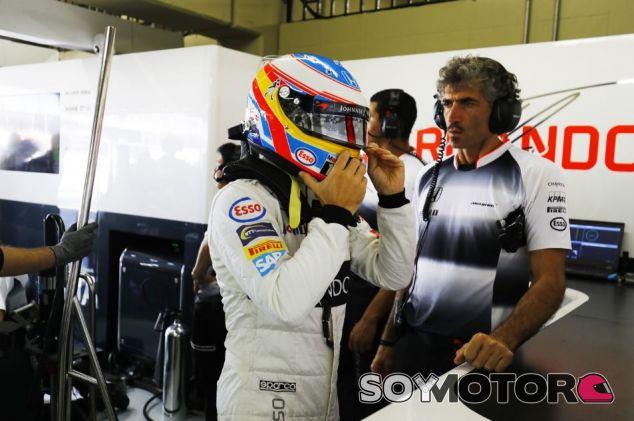 Alonso termina contrato con McLaren la próxima temporada - SoyMotor