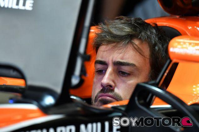 Alonso siempre ha defendido su fichaje por McLaren-Honda - SoyMotor.com