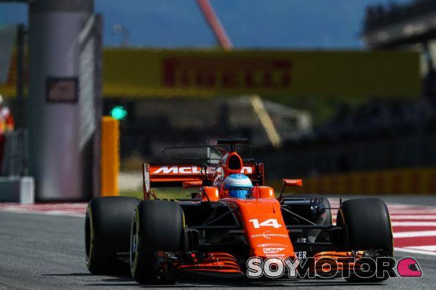 Alonso terminó duodécimo - SoyMotor.com