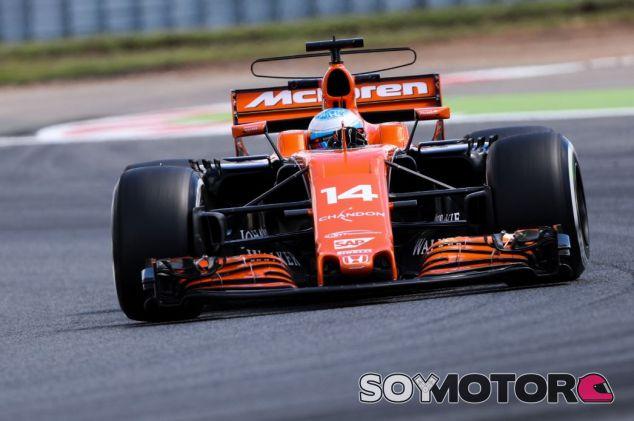 Alonso en el GP de España - SoyMotor.com
