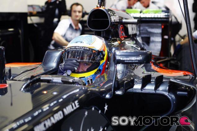¿Tendrá opciones Alonso en 2017? - SoyMotor
