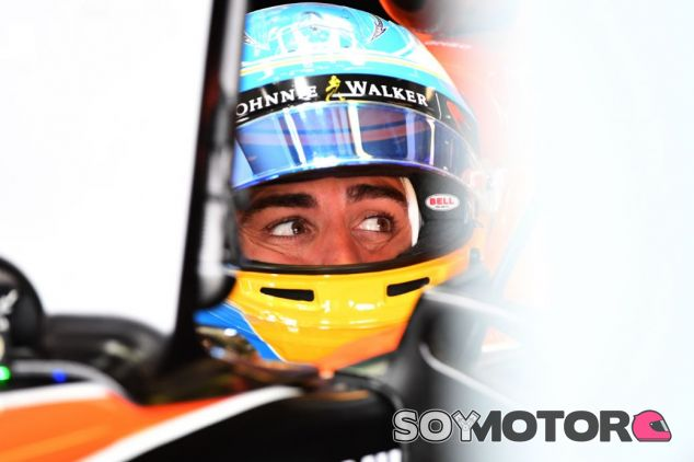 Fernando Alonso seguirá en McLaren en 2017 - SoyMotor