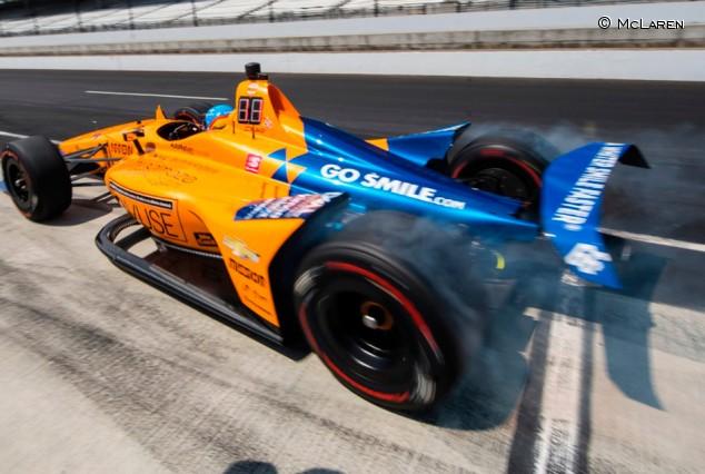 "McLaren se juega Indianápolis a una sola carta: ""No todo está perdido"" - SoyMotor.com"