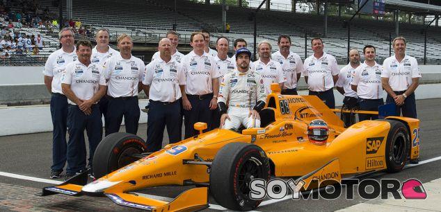 McLaren, ¿a la IndyCar en 2019? - SoyMotor