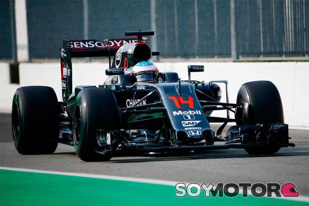 Fernando Alonso en Italia - LaF1
