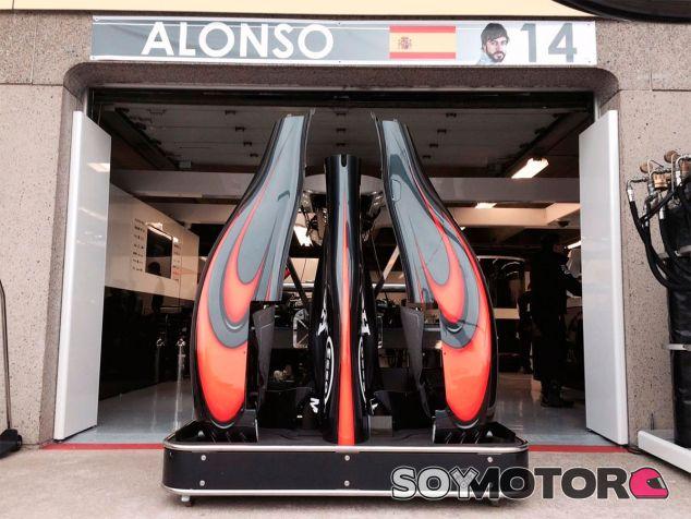 El motor Honda de Alonso se llama... Mariano - LaF1