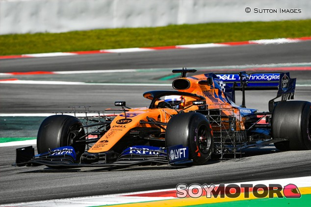 McLaren encuentra explicación al bajo ritmo de España - SoyMotor.com