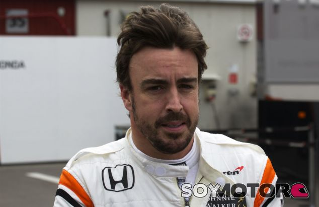 "Alonso: ""Definitivamente parece que Ferrari es aspirante"" - SoyMotor"