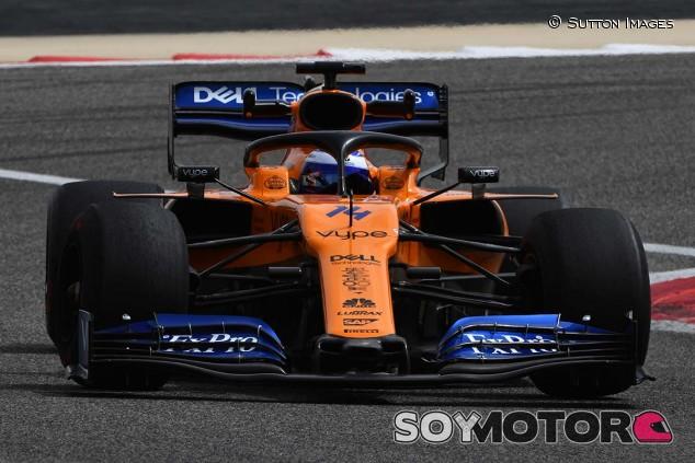 Fernando Alonso en el test de Baréin - SoyMotor