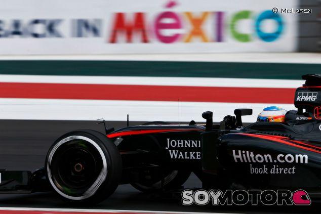Alonso, fuera de la Q2 en México - LaF1