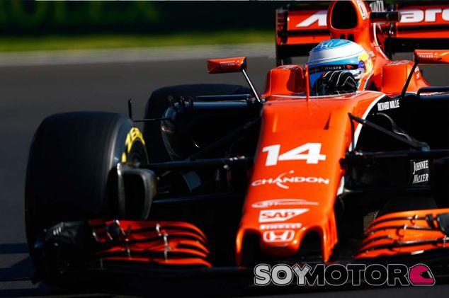 Fernando Alonso en México - SoyMotor.com