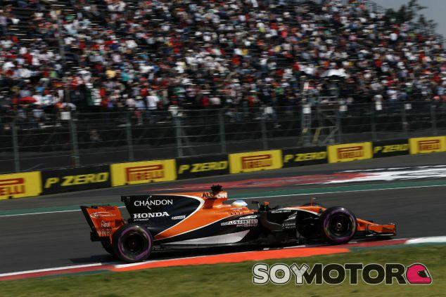Alonso en México - SoyMotor.com