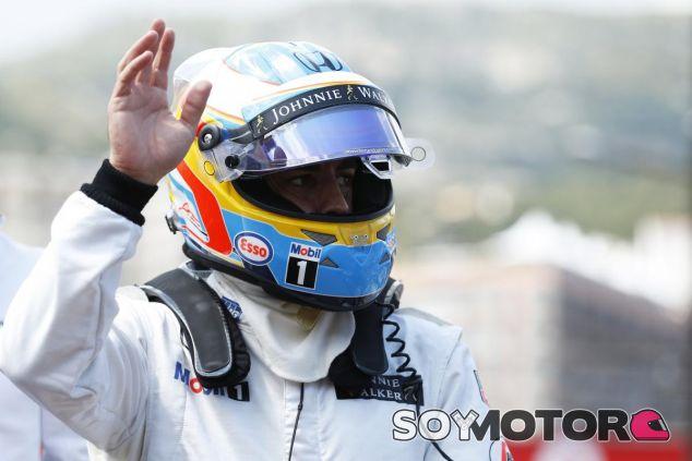 Fernando Alonso condiciona su futuro al de la Fórmula 1 - LaF1