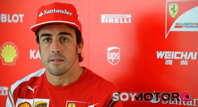 """Montezemolo: """"Alonso es el mejor piloto, da siempre el 200%"""""""