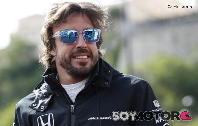 Fernando Alonso en Mónaco - LaF1.es