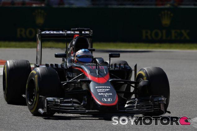 Alonso deposita una mayor confianza en el rendimiento del MP4-30 en Singapur - LaF1