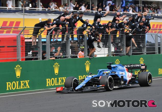 Fernando Alonso, cuarto siete años después - SoyMotor.com