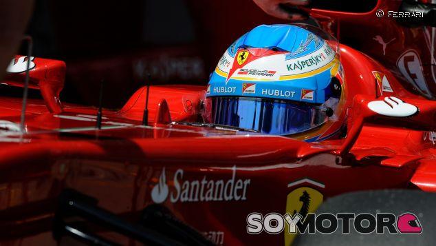Fernando Alonso en Nürburgring