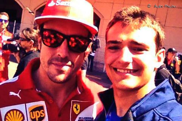 """Alonso: """"Estoy muy convencido de que hoy tendremos a un campeón español"""" - SoyMotor.com"""