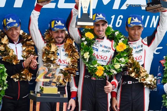 "Revista de prensa tras Le Mans 2019: ""Alonso ha hecho historia"" - SoyMotor.com"