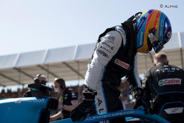 """Alonso: """"En Hungría vamos a celebrar, pero estaré centrado en la carrera"""" - SoyMotor.com"""