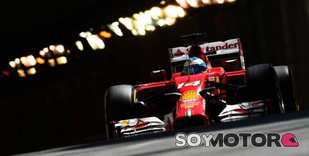 Alonso consiguió el quinto mejor tiempo en Mónaco; Räikkönen el sexto - LaF1.es