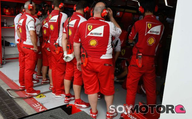 """Alonso: """"La prohibición de las radios no beneficia"""" - LAF1.es"""